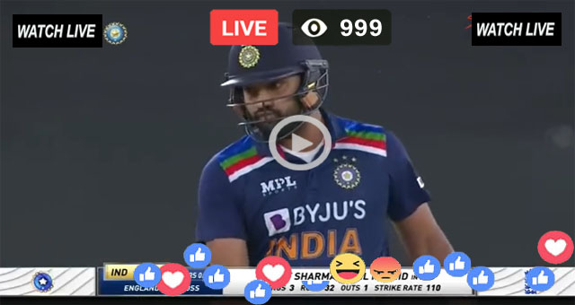 IND vs ENG 5th T20 Sky Sports Live