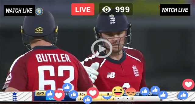 ENG vs IND 4th T20 Sky Sports Live