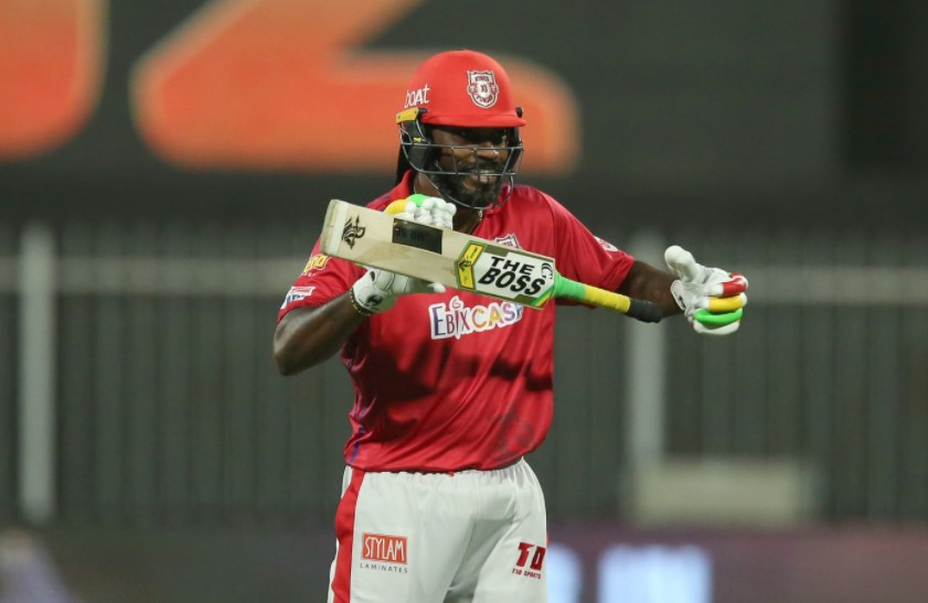 IPL 2020: Gayle shines as KXIP register straight fifth win