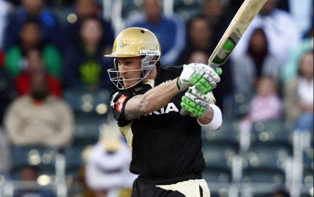 McCullum's life changing 158-run destructive innings in IPL 2008