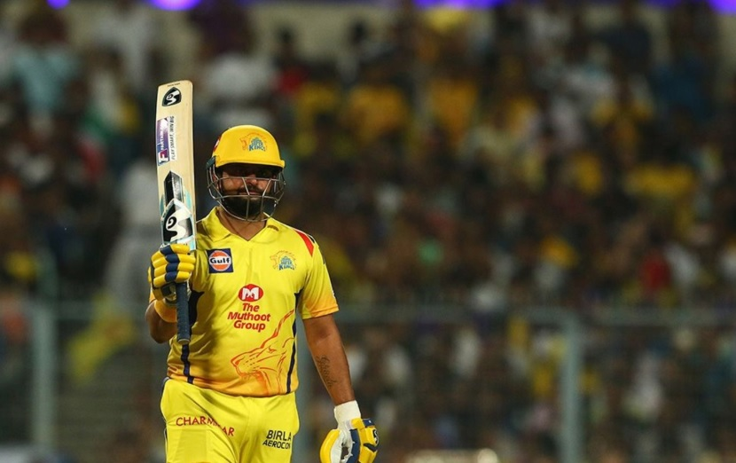 Raina opts out of IPL 2020